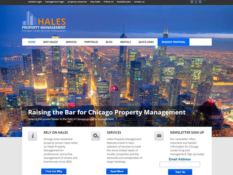 Hales Property Management